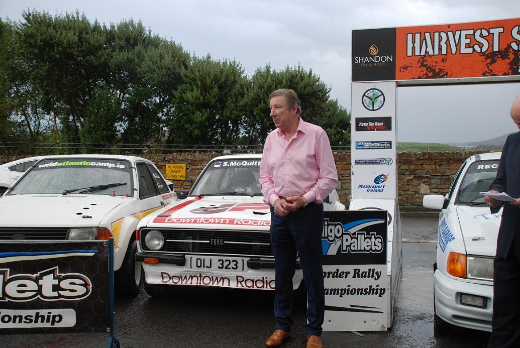 Big Entry for Donegal Harvest Stages Rally in Dunfanaghy - Dundalk ...