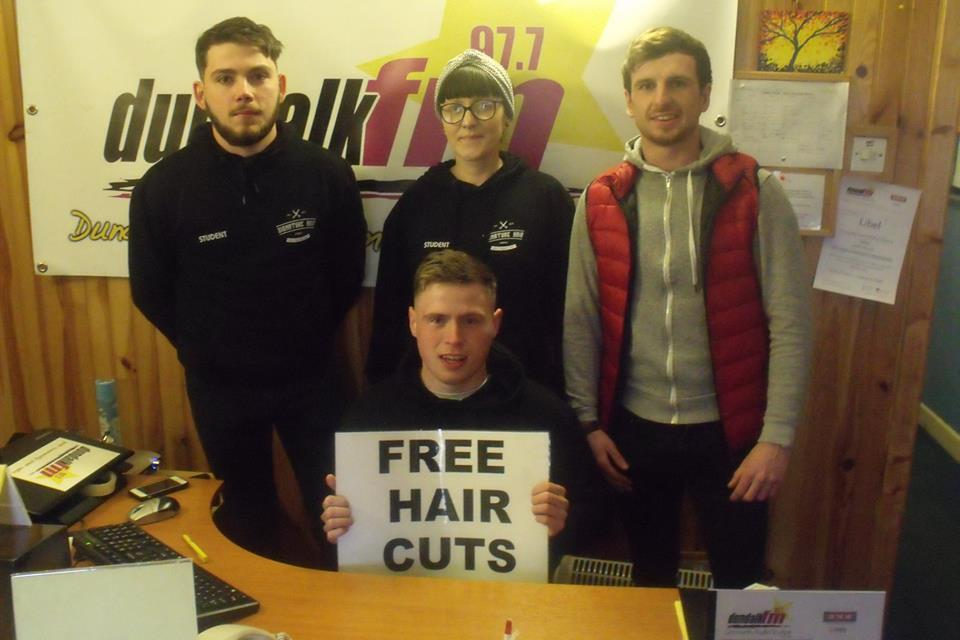 Dundalk Barbers Giving Out Free Haircuts Today Dundalk Democrat