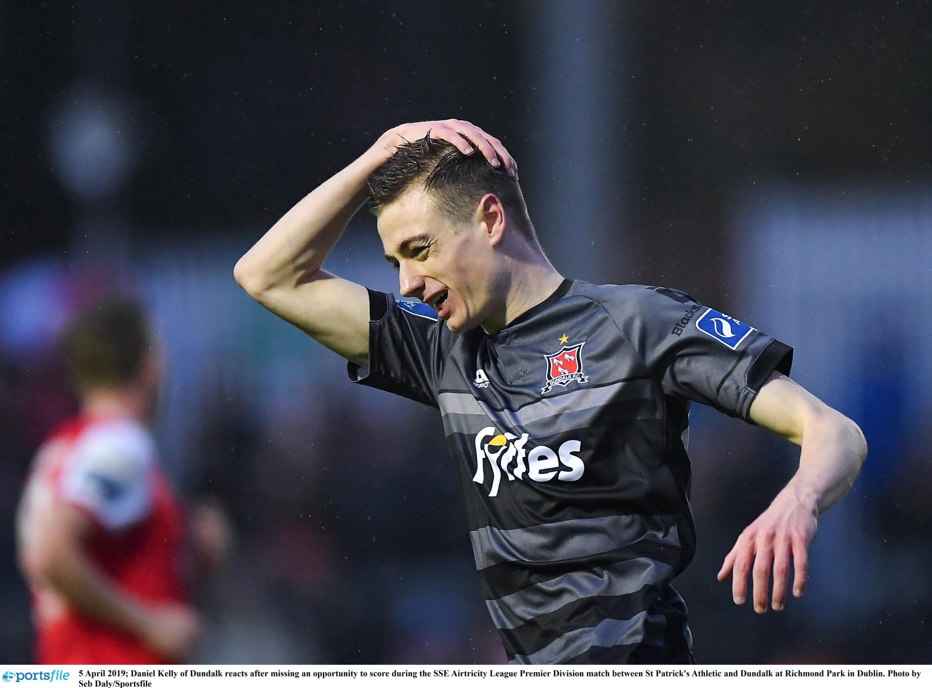 Dramatic win good advert for cup final - Gannon - Dundalk FC