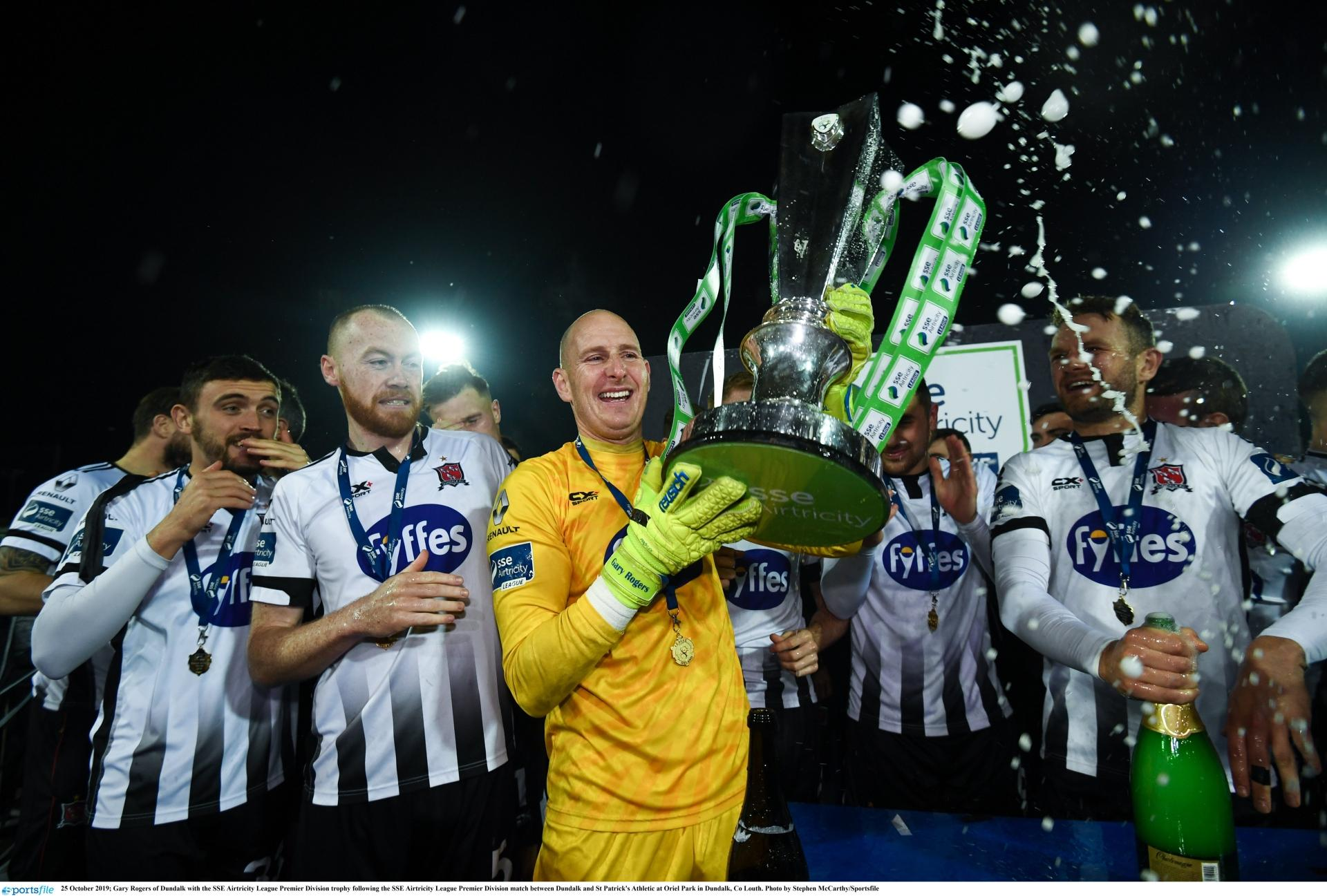 Mayo man wins the LOI Premier League title with Dundalk