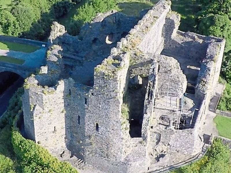 Map Of Ireland Historical Sites.Ireland Ancient East Has Louth On Its Map Dundalk Democrat