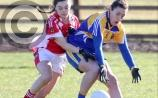 Louth ladies relegated from Intermediate Football Championship