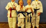 Dundalk youngsters shine at karate league outing