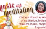Music and Meditation comes to An Táin Dundalk this month