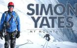 Mountain climber Simon Yates of 'Touching The Void' fame in Dundalk