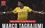 Lilywhites bag another striker as Tagbajumi signs with Dundalk