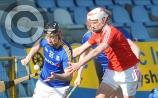 Arthur hits 4-12 as Louth hurlers ease past Longford in National Hurling League