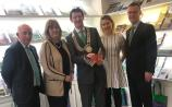 Louth County Council representatives meet with Tourism Ireland executives in New York
