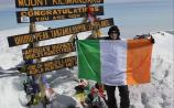 Dundalk man Ryan battles to the top of the world for CF Ireland