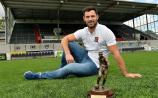 Dundalk FC striker Patrick Hoban wins Player of the Month
