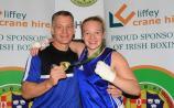 Local boxer Amy Broadhurst wins Women's Elite title at National Stadium