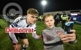 They stand for pictures, chats and autographs - Dundalk FC, the people's champions