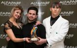 Dundalk stylist Barry Kieran claims runner-up spot at national awards