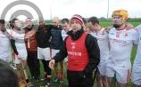 LISTEN | Victorious Louth hurling boss Paul McCormack praises his players, singling out Naomh Moninne's Darren Geoghegan