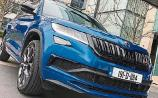 Skoda Kodiaq is very spacious and practical