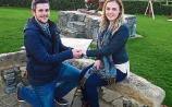 Another bethrothal at Carlingford's old 'Proposal Stone'