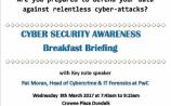 Dundalk Chamber to host cyber security event