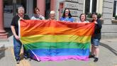 Pride flag raised over Dundalk town hall for first time since 2014