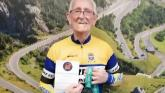 Legendary 80-year-old Louth man cycles the equivalent of a lap of Ireland