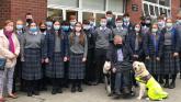 Disability awareness talks with Dundalk students