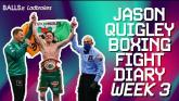 WATCH: Revealed - Donegal boxer Jason Quigley's world title belt got lost - and had to be replaced!