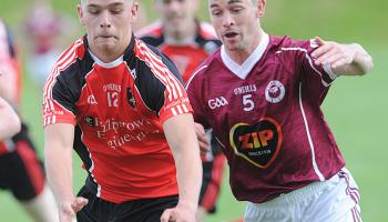 Two first half goals decisive as St Kevins march on to the IFC Quarter Finals
