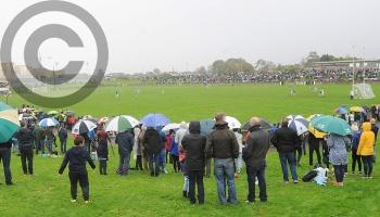 Louth GAA club championship matches may be all-ticket affairs