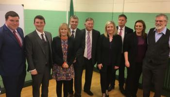 Sinn Fein select team to contest Louth local elections