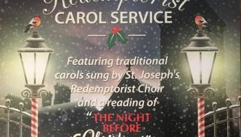 Christmas Carol Service set for Redemptorist in Dundalk