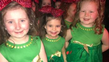 Dundalk Dance Kids proudly present 'The Greatest Snowman'