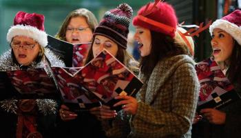 'Christmas Carols by Candlelight' at Ballymascanlon