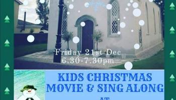 Kids Christmas movie and singalong at Louth chapel