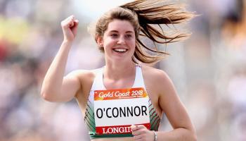 Dundalk athlete Kate O'Connor sets new Irish pentathlon record after stunning performance in Sheffield