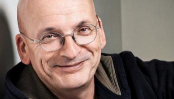 Louth library hosts evening with author Roddy Doyle