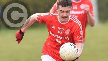 Today's Louth GAA Division One and Three results