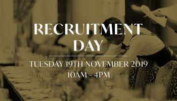 Fairways Hotel in Dundalk hosting recruitment day