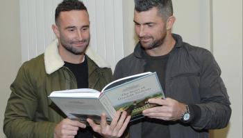 INSIDE TRACK | Touching piece by Joe Carroll as he meets heroes at Dundalk Stadium