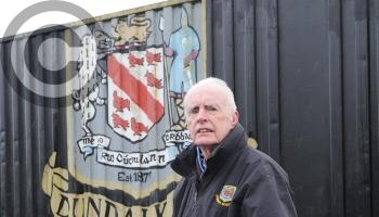 Tommy Campbell: Mr Dundalk RFC, 49 years since his Larne baptism, tells his tale