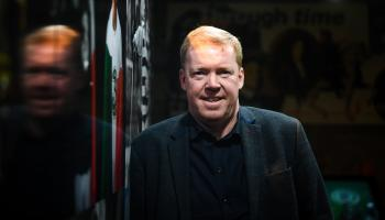 INSIDE TRACK | Stephen Staunton did Dundalk and Ireland proud at Italia 90