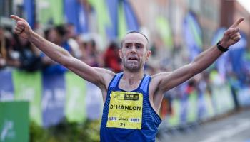 Dundalk athlete Gary O'Hanlon is 45 and yet chasing an Olympic marathon time. How and why?