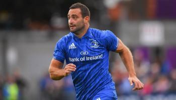 Former Louth minor championship winner, Dave Kearney talks Leinster, Ireland, Schmidt, success and injury