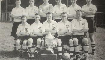 INSIDE TRACK | Louth team of '43 and Dundalk FC side of '58 open a can of worms
