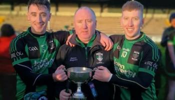 Q&A | Kieran Maguire and his family are Dundalk Young Irelands and Louth GAA to the core