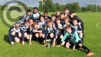 REPORT & PICTURES | Ardee Celtic pip Glenmuir to win Dundalk & District U19 League