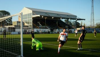 Ex-Lilywhite denies Dundalk FC at Oriel Park