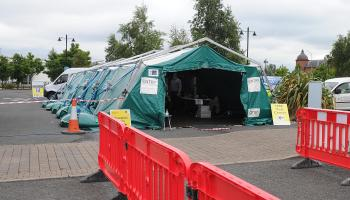 Dundalk walk-in test centre