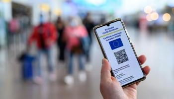 EU Digital Covid pass issued from yesterday