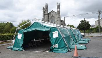 Pop-up Covid-19 test centre to reopen in Dundalk this weekend, as case numbers remain high in the town