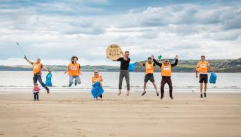 Call to join hundreds of Louth volunteers set to clean beaches in the county
