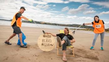 Clean up of beaches in Louth kicks off this weekend